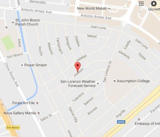 3 bedroom House and Lot fo Rent in San Lorenzo Village, Makati, Code: COJ-HL - JQNCM - 0