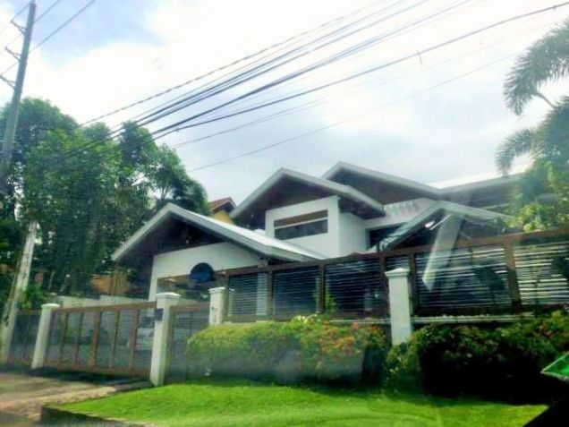House and Lot, 4 Bedrooms for Rent in Ayala Alabang Village, Muntinlupa, Metro Manila, RHI-10236-A, Reality Homes Inc. - 0