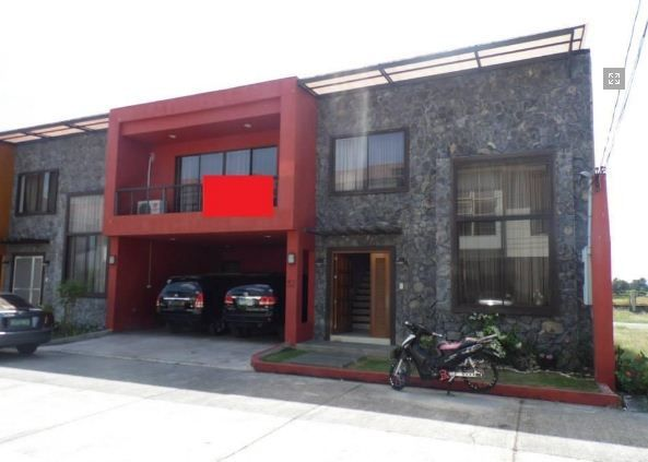 3 Bedroom Townhouse For Rent In Friendship Angeles City - 0