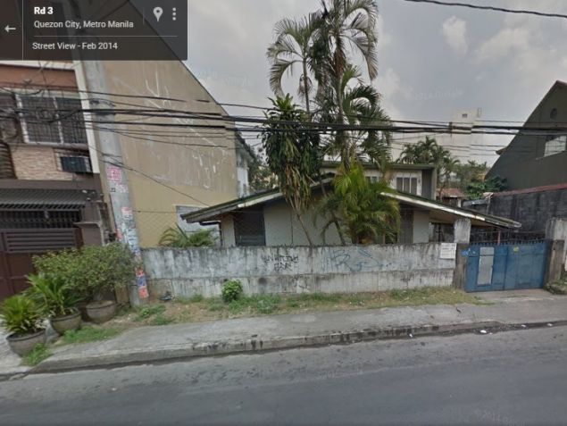 440 sqm commercial residential lot in Project 6 Quezon City - 2
