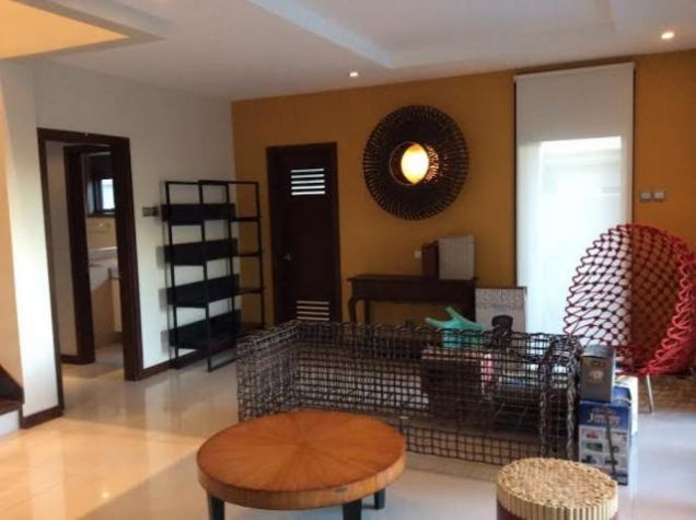 For Rent Four Bedrooms House with Pool in Maria Luisa Estate Park Banilad Cebu City - 1