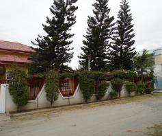 W/Pool & Huge Garden House & Lot For RENT In Dau Mabalacat,Pampanga - 3