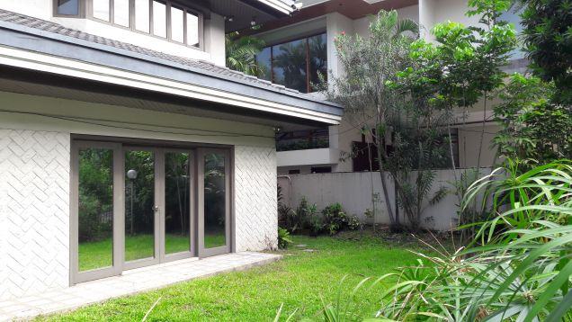 House and Lot for Rent in Corinthian Gardens Village - 0