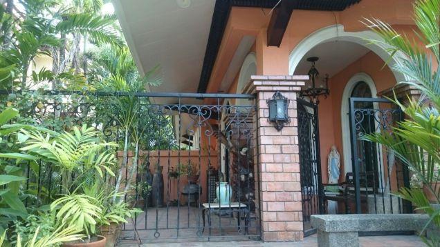 Ayala Alabang Furnished House For Rent - 6
