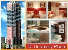 D'University Place, 1 Bedroom for Sale, Malate, Manila, Phillipp Barnachea - 0