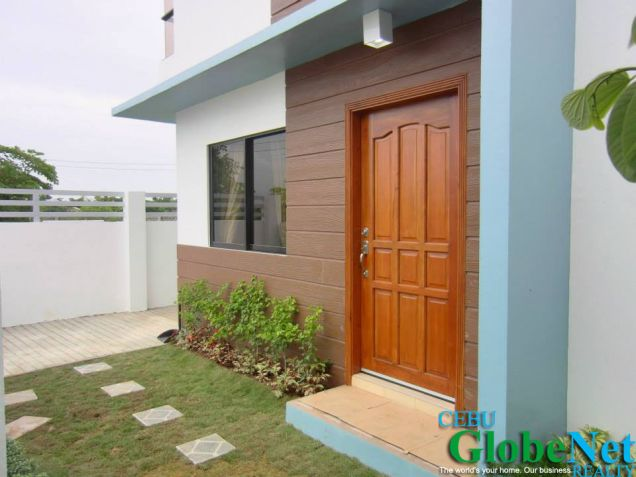 2 BR Furnished House for Rent in Ajoya Subdivision, Lapu Lapu - 1