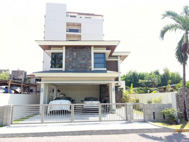 Brand New Modern 4 Bedroom House for Rent in Cebu City Banilad - 0