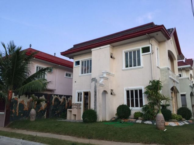 House and Lot, 4 Bedrooms  for Rent in Brgy. Bankal, Aldea del Sol, Lapu-Lapu, Cebu, Cebu GlobeNet Realty - 0