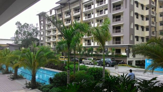 Affordable condominium near Eastwood city and LRT 2br 63sqm 3m - 4