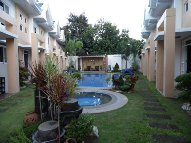 Two Story Apartment Fully Furnished For Rent In Angeles City - 8