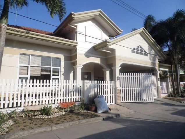 For Rent 3 Bedroom Furnished Bungalow House In Angeles City - 0