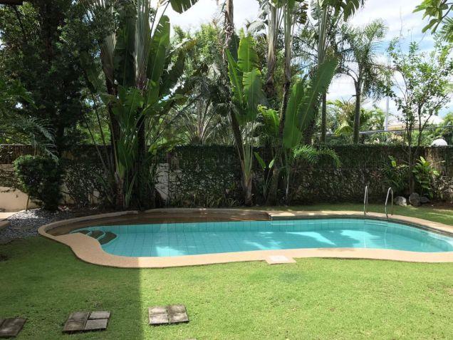 Ayala Alabang house for rent - 1