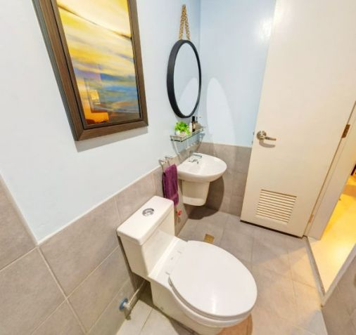 Bare Studio Unit for Sale in a mid-rise residential condominium at Acacia Escalades, Pasig City in the middle of Eastwood, Ortigas and Marikina - 4