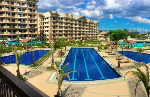 Resort-type Condominium 10percent to move-in for 2 bedroom in Mirea Residences - 1