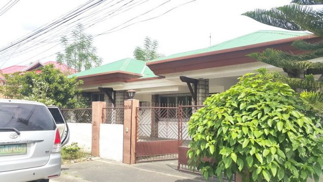 4 Bedroom Bungalow House for rent in Balibago - 35K - 0