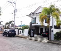 4 Bedroom Fully Furnished Modern House Near Clark - FOR RENT @100k - 0