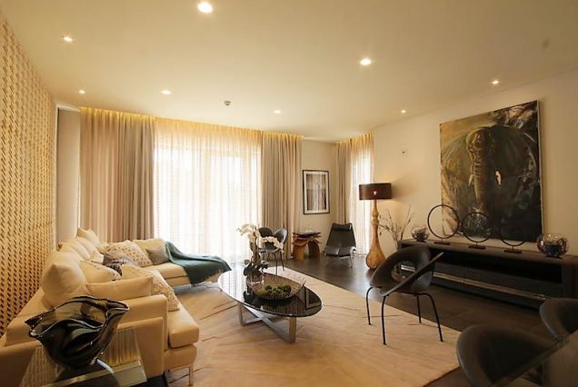 Luxurious Premiere 3BR Condominium for Sale in Alabang - 0