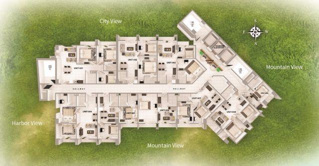 Furnished 2 Bedroom Unit in Cebu City, Le Menda Residences - 5
