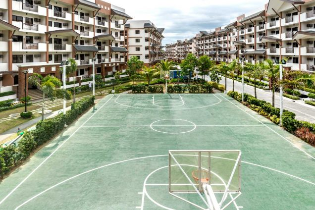 2 bedroom condo for sale near Makati Taguig Alabang ready for occupancy condo DMCI Palm Grove Raya Gardens - 2