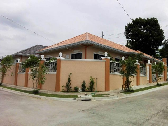 3 Bedroom Bungalow House With Garden For Rent In Angeles City - 0