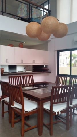 2-Storey House and Lot for Rent with Private Pool in Hensonville Angeles City - 2