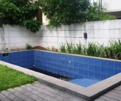 House with swimming pool for rent in Friendship - 75K - 3