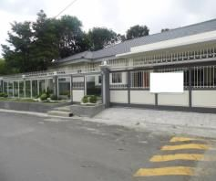Bungalow House With Big Yard In Angeles City For Rent - 0