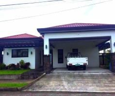Furnished Bungalow House In Angeles City For Rent With Pool - 0