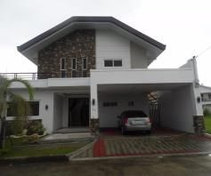 4 Bedroom House and lot with Pool for Rent in Angeles City - 0