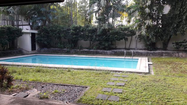 House and Lot for Rent in Greenmeadows Village, 3 Bedrooms, - 0