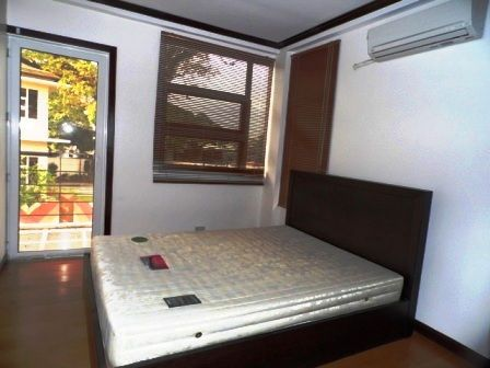 This 2 Storey House with Spacious Living room for rent at P55K - 1