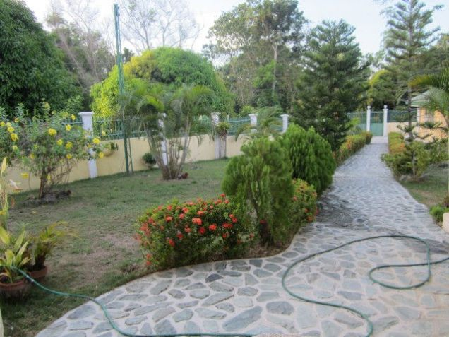 For Rent Three Bedrooms House w/ Pool & Big Garden in Dalaguete Cebu - 3