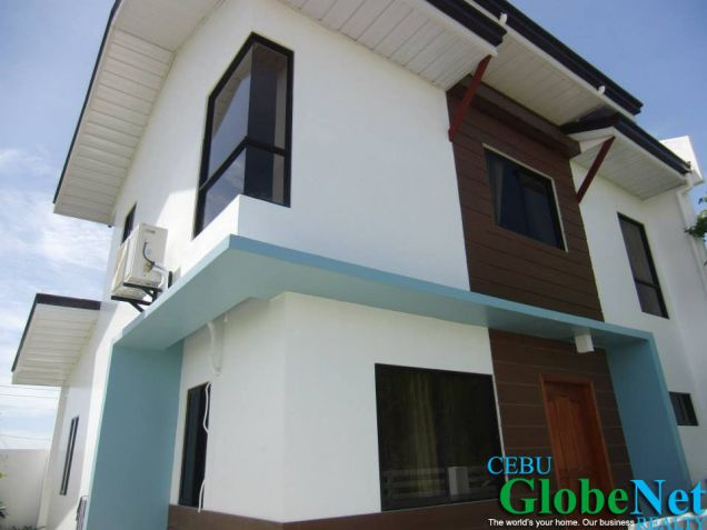 2 BR Furnished House for Rent in Ajoya Subdivision, Lapu Lapu - 0