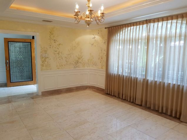 House for Rent in Dasmariñas Village - 6