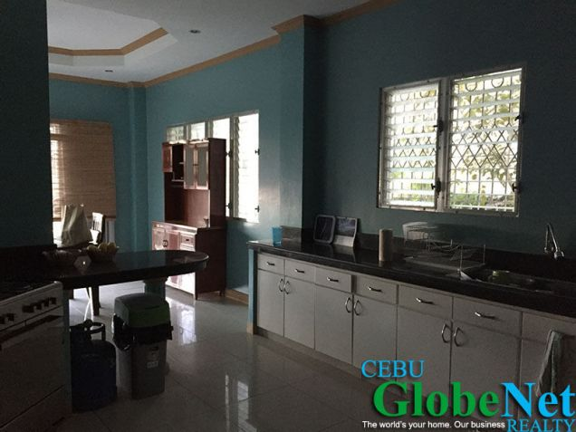 House and Lot, 4 Bedrooms for Rent in Silver Hills, Cebu - 2
