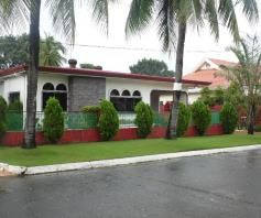 Fully Furnished Bungalow House for rent near SM Clark - 40K - 0
