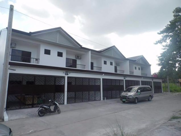 Townhouse For Rent In Angeles City - 0