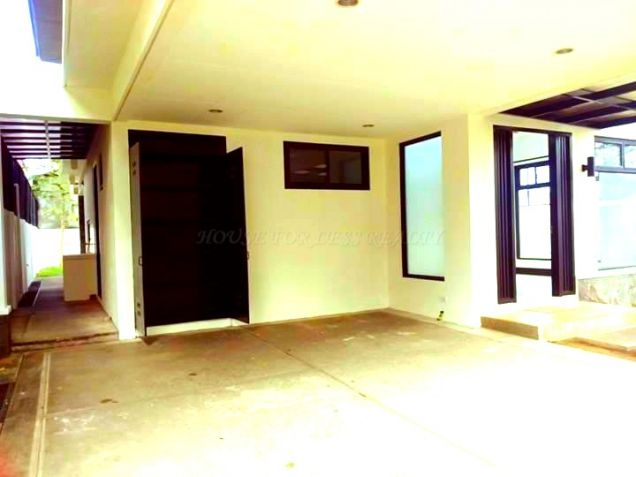 Unfurnished House With Back Garden For Rent In Angeles City - 6