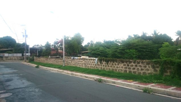 Residential Lot for sale in New Manila Quezon City - 0