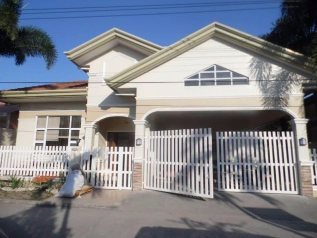 For Rent 3 Bedroom Furnished Bungalow House In Angeles City - 3