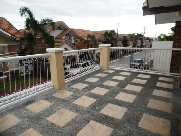 Two-Storey House and Lot for Rent in Telebastagan, San Fernando Pampanga - 6