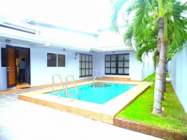 Furnished Bungalow House For Rent In Angeles Pampanga - 2