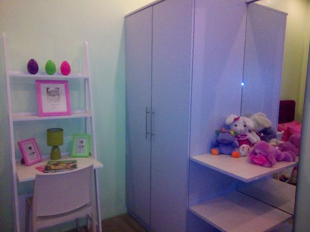 Studio Unit For Sale along P. Tuazon near Gateway and SM Cubao - 2