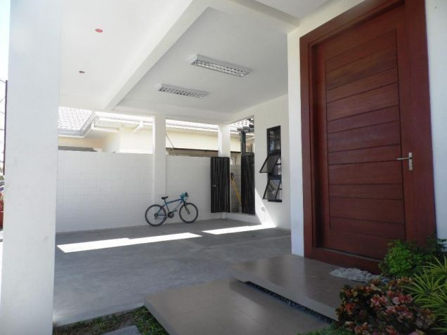 2-Storey House and Lot for Rent in Brgy. Hensonville Angeles City - 6