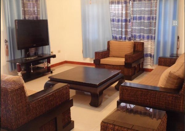 Fully Furnished Bungalow House for rent near SM Clark - 8