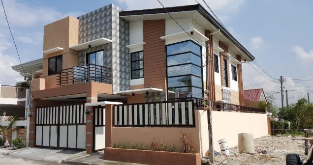 For Rent New House and lot in Angeles City Pampanga - 0