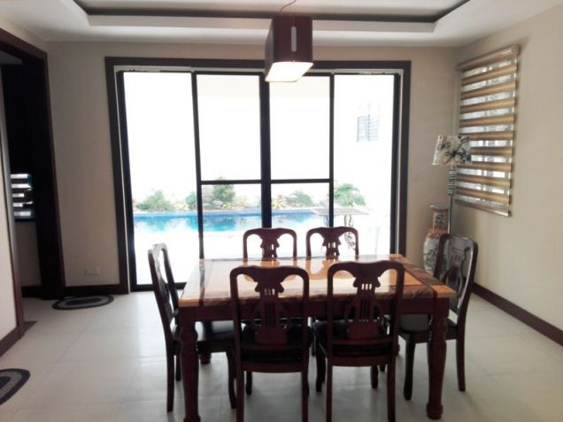 W/ Private Pool House & Lot For Rent In Friendship Angeles City Near CLARK - 6