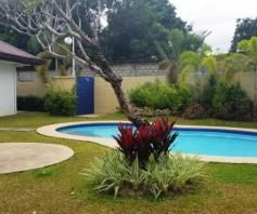 2 Storey House & Lot For RENT with swimmingpool In Hensonville Angeles City - 4