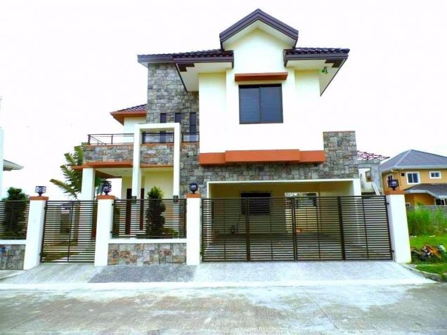 Four Bedroom Unfurnished House In Angeles City For Rent - 0
