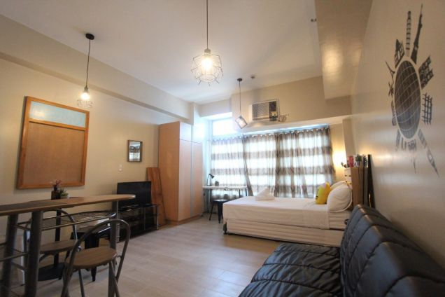 RENT TO OWN Condo in QC Eastwood City Studio Legrand 3 Rush SALE - 5